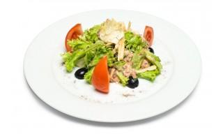 Салатка с тунчиком