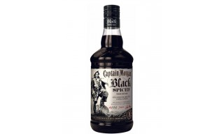 ром Captain Morgan Black Spiced