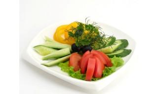 Овощная композиция